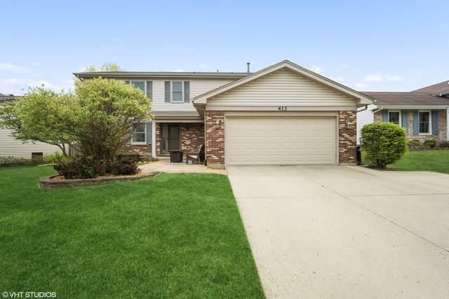 413 Ronnie Drive, Buffalo Grove, IL 60089 (MLS #11079932) :: Helen Oliveri Real Estate