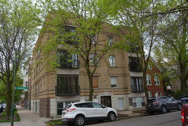 2603 W Haddon Avenue 1W, Chicago, IL 60622 (MLS #11079937) :: Helen Oliveri Real Estate