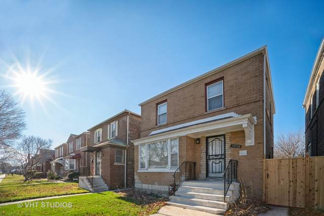 10734 S Vernon Avenue, Chicago, IL 60628 (MLS #11079950) :: Helen Oliveri Real Estate