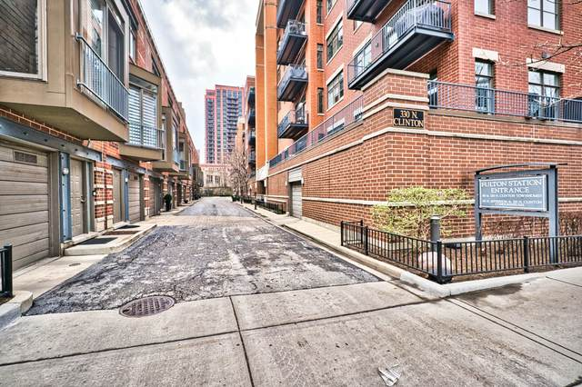 333 N Jefferson Street #502, Chicago, IL 60661 (MLS #11079951) :: Helen Oliveri Real Estate