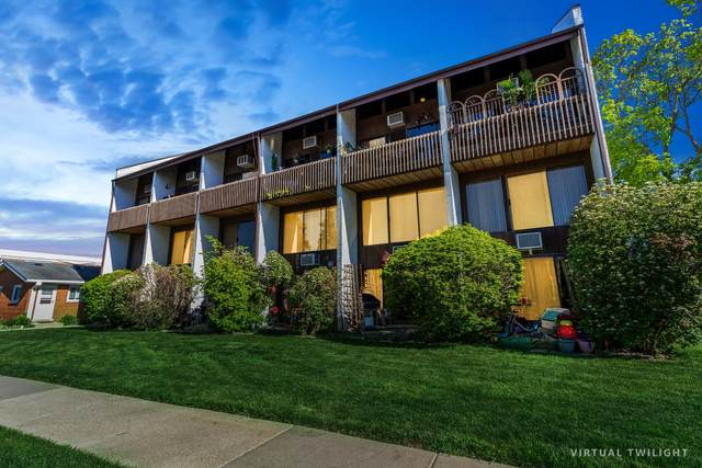 1296 E Washington Street #11, Des Plaines, IL 60016 (MLS #11079953) :: Helen Oliveri Real Estate