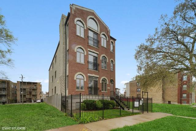 1437 E 65TH Place #1, Chicago, IL 60637 (MLS #11079958) :: Carolyn and Hillary Homes