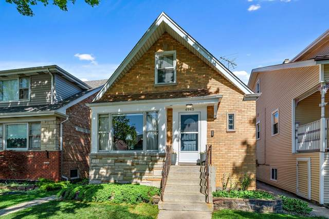 4945 N Moody Avenue, Chicago, IL 60630 (MLS #11079970) :: Carolyn and Hillary Homes