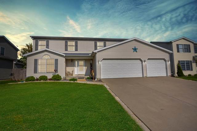 1306 Cashel Drive, Bloomington, IL 61704 (MLS #11079972) :: Ani Real Estate