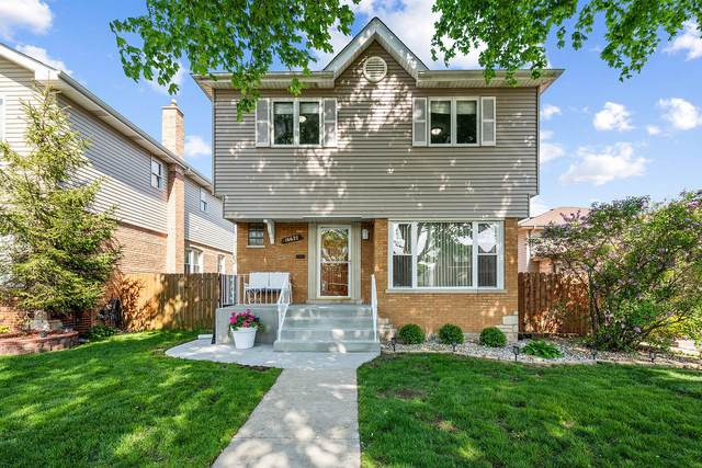 10627 S Whipple Street, Chicago, IL 60655 (MLS #11079977) :: Helen Oliveri Real Estate