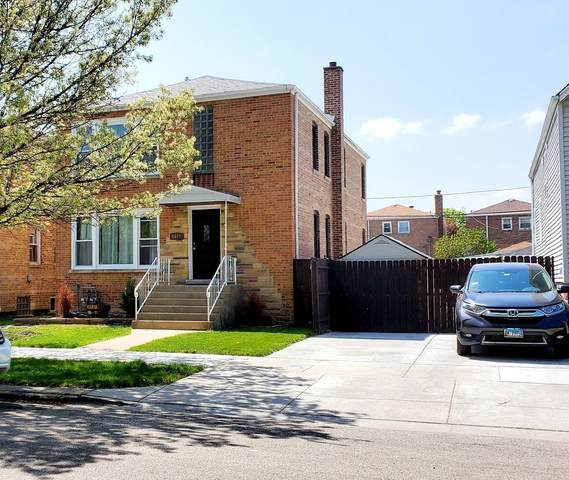 5654 S Kolin Avenue, Chicago, IL 60629 (MLS #11079992) :: Helen Oliveri Real Estate