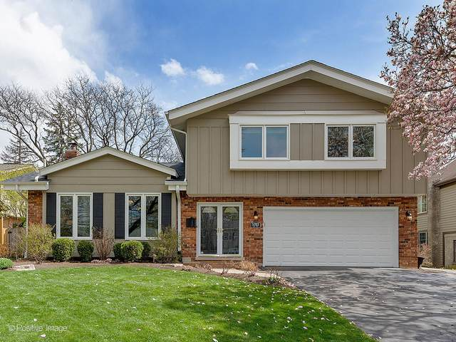 5703 Lawn Drive, Western Springs, IL 60558 (MLS #11079998) :: Ryan Dallas Real Estate