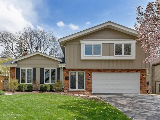 5703 Lawn Drive, Western Springs, IL 60558 (MLS #11079998) :: Helen Oliveri Real Estate