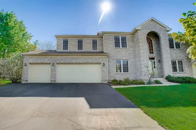 1184 Ridgewood Circle, Lake In The Hills, IL 60156 (MLS #11080015) :: BN Homes Group