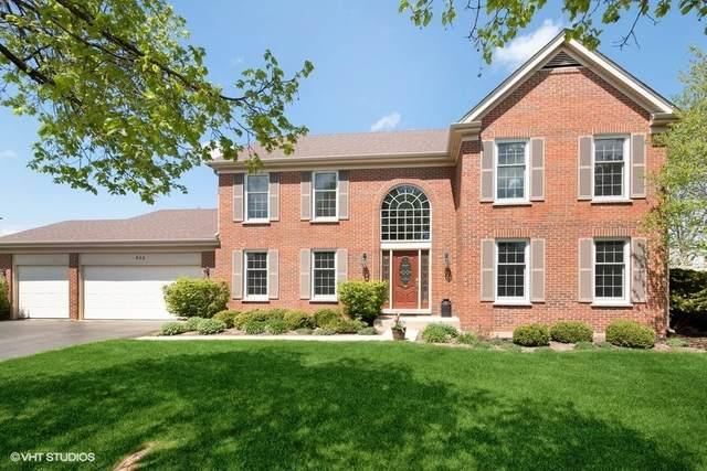 225 Birchwood Drive, Barrington, IL 60010 (MLS #11080016) :: Helen Oliveri Real Estate