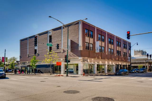 1600 N Halsted Street 2F, Chicago, IL 60614 (MLS #11080059) :: Suburban Life Realty