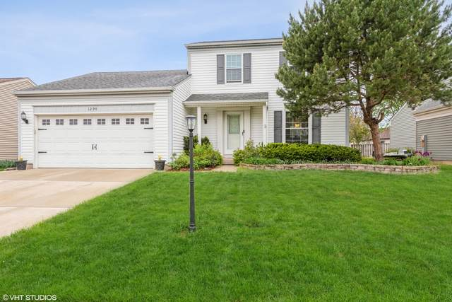 1290 S Paddock Drive, Wheeling, IL 60090 (MLS #11080115) :: Helen Oliveri Real Estate