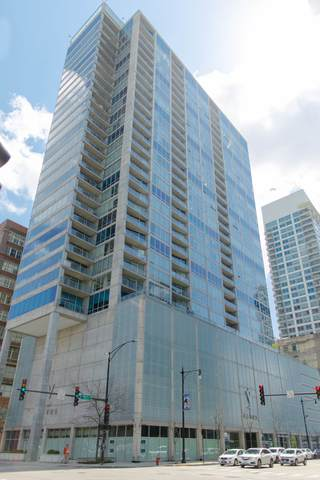 611 S Wells Street #2509, Chicago, IL 60607 (MLS #11080119) :: Suburban Life Realty