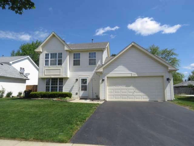 122 Sycamore Avenue, Streamwood, IL 60107 (MLS #11080123) :: Suburban Life Realty