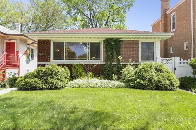 1174 S Maple Avenue, Oak Park, IL 60304 (MLS #11080139) :: Carolyn and Hillary Homes