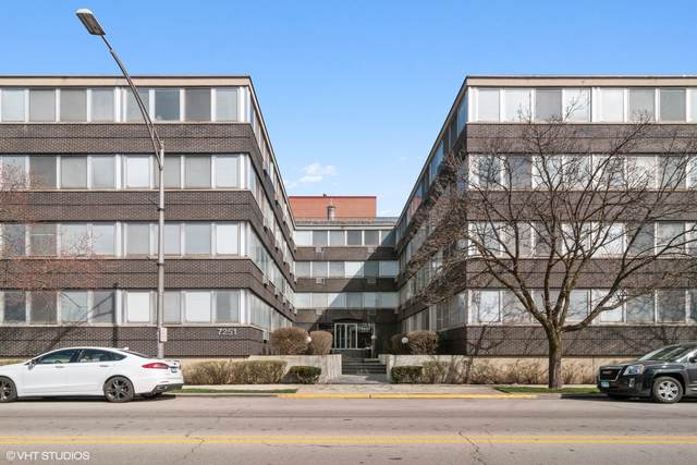 7251 Randolph Street C7, Forest Park, IL 60130 (MLS #11080158) :: Helen Oliveri Real Estate