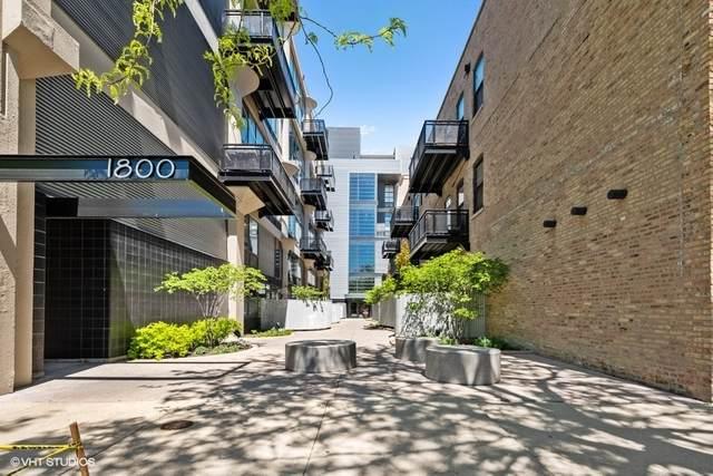 1800 W Grace Street #525, Chicago, IL 60613 (MLS #11080186) :: Littlefield Group