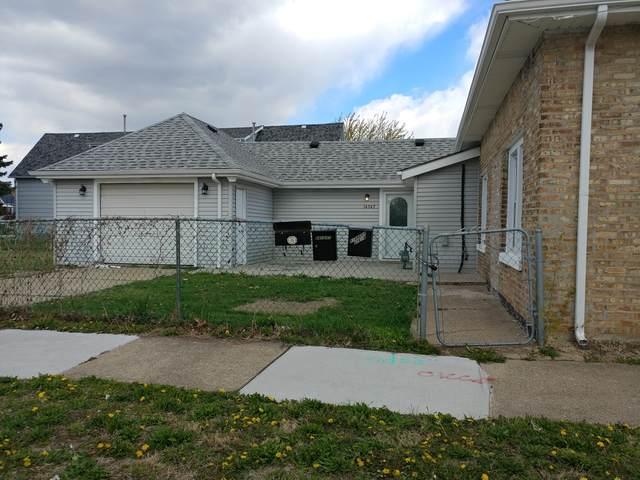 14347 S Sherman Avenue, Posen, IL 60469 (MLS #11080210) :: Helen Oliveri Real Estate