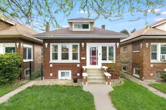 2424 N Neva Avenue, Chicago, IL 60707 (MLS #11080222) :: Littlefield Group