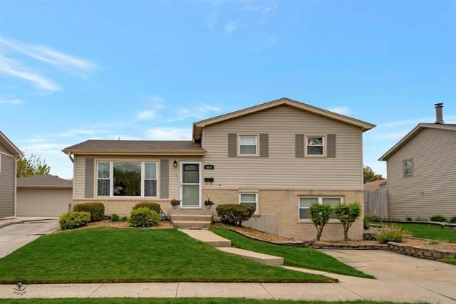 5835 Stuart Lane, Oak Forest, IL 60452 (MLS #11080234) :: Helen Oliveri Real Estate