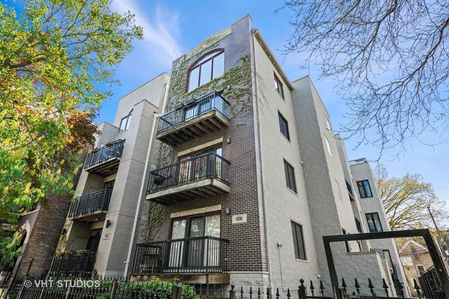1636 N Oakley Avenue #1, Chicago, IL 60647 (MLS #11080238) :: Suburban Life Realty
