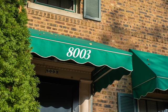 8003 S Artesian Avenue #1, Chicago, IL 60652 (MLS #11080244) :: Helen Oliveri Real Estate