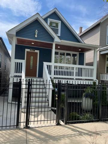 3738 S Washtenaw Avenue, Chicago, IL 60632 (MLS #11080275) :: Helen Oliveri Real Estate