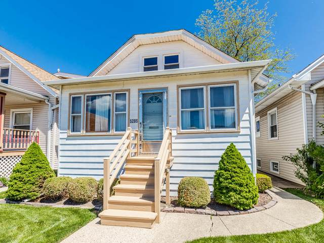 5289 N Northwest Highway, Chicago, IL 60630 (MLS #11080289) :: Carolyn and Hillary Homes