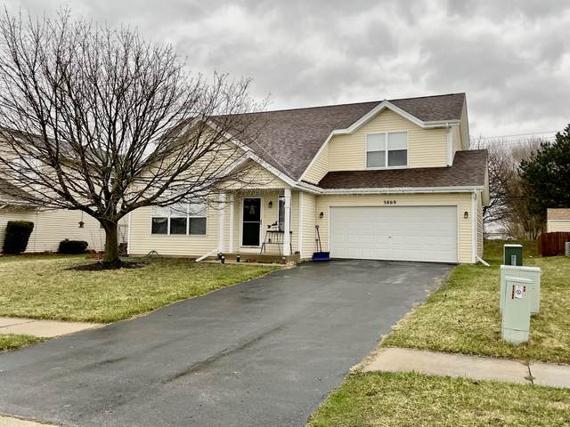 3869 Earldale Place, Rockford, IL 61109 (MLS #11080292) :: Carolyn and Hillary Homes