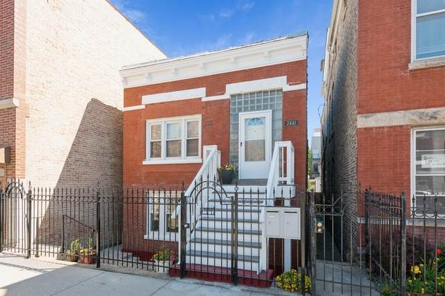 2441 W Augusta Boulevard, Chicago, IL 60622 (MLS #11080299) :: Suburban Life Realty
