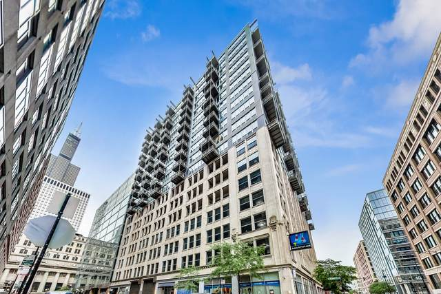 565 W Quincy Street #715, Chicago, IL 60661 (MLS #11080306) :: Suburban Life Realty