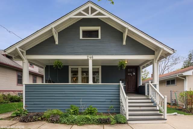 246 W Willow Street, Lombard, IL 60148 (MLS #11080331) :: Helen Oliveri Real Estate