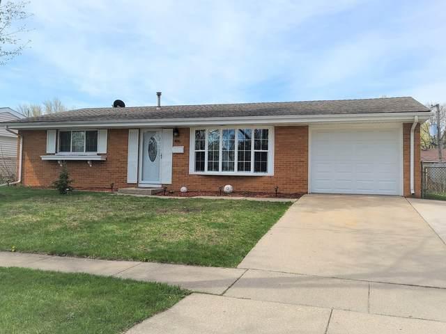 406 Holly Drive, Streamwood, IL 60107 (MLS #11080349) :: Suburban Life Realty