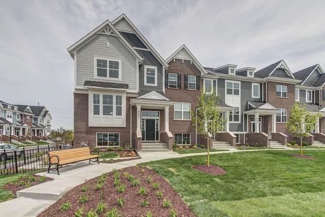 1942 Kingsley Lot #6.06 Circle, Northbrook, IL 60062 (MLS #11080356) :: Ryan Dallas Real Estate