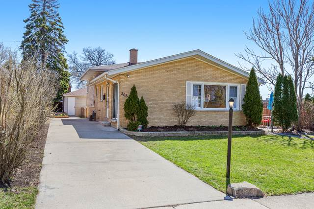 205 Melrose Avenue, Elmhurst, IL 60126 (MLS #11080357) :: Littlefield Group