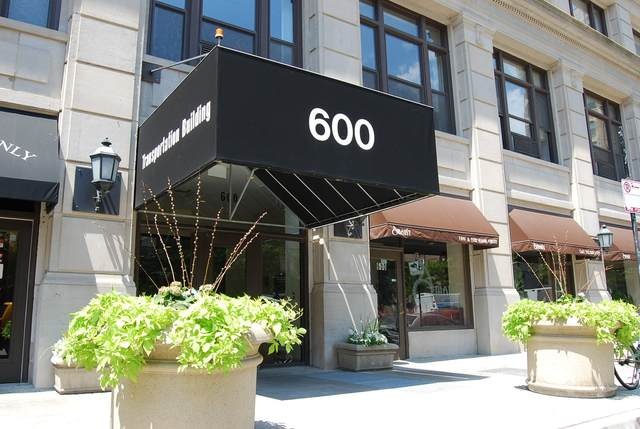 600 S Dearborn Street #210, Chicago, IL 60605 (MLS #11080360) :: Ryan Dallas Real Estate