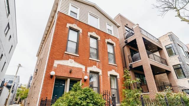 830 N Marshfield Avenue, Chicago, IL 60622 (MLS #11080385) :: Suburban Life Realty