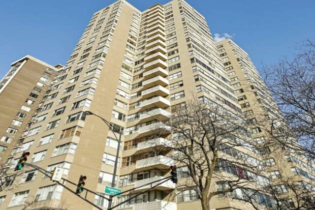 6301 N Sheridan Road 15C, Chicago, IL 60660 (MLS #11080412) :: Carolyn and Hillary Homes