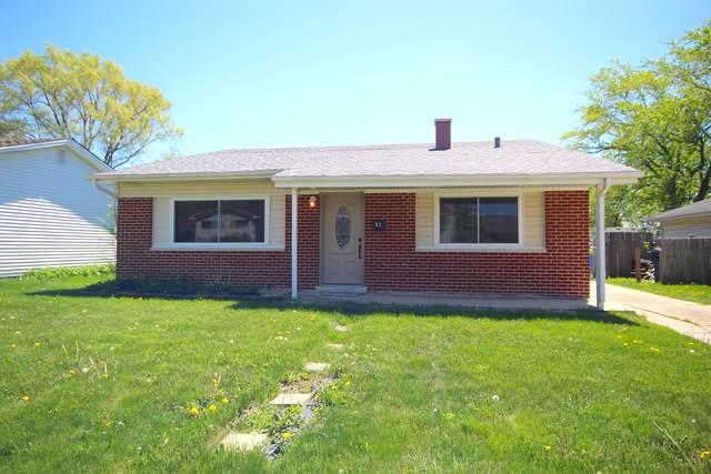 97 E Drummond Avenue, Glendale Heights, IL 60139 (MLS #11080443) :: Littlefield Group