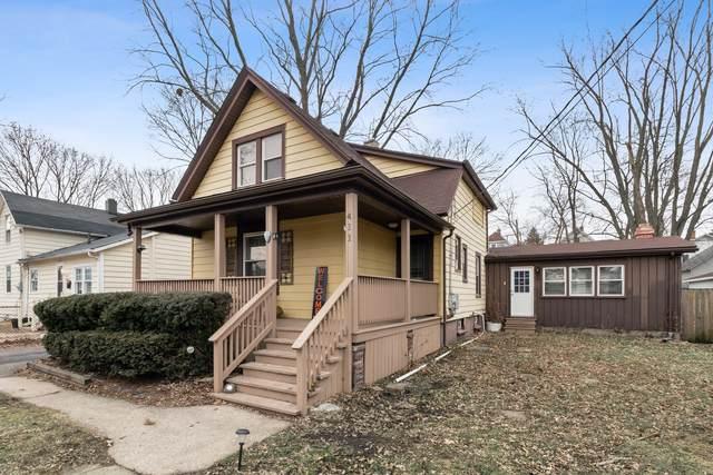 411 N Poplar Street, Waukegan, IL 60085 (MLS #11080517) :: Carolyn and Hillary Homes
