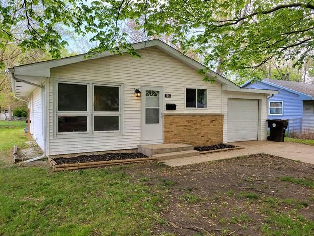 1642 Harper Drive, Rantoul, IL 61866 (MLS #11080562) :: Ryan Dallas Real Estate