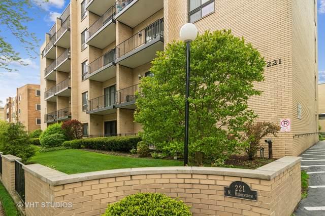 221 N Kenilworth Avenue #310, Oak Park, IL 60302 (MLS #11080567) :: Carolyn and Hillary Homes