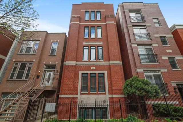 1345 W Fillmore Street #1, Chicago, IL 60607 (MLS #11080622) :: Lewke Partners