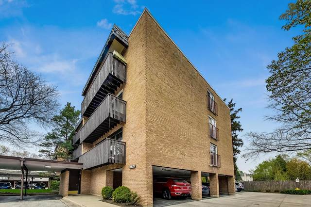 1925 Tanglewood Drive 4C, Glenview, IL 60025 (MLS #11080676) :: Carolyn and Hillary Homes