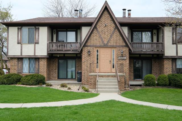 2006 Tracy Drive #2, Bloomington, IL 61704 (MLS #11080716) :: Littlefield Group