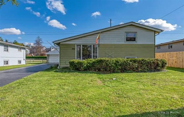 327 Delaware Street, Carpentersville, IL 60110 (MLS #11080737) :: Suburban Life Realty