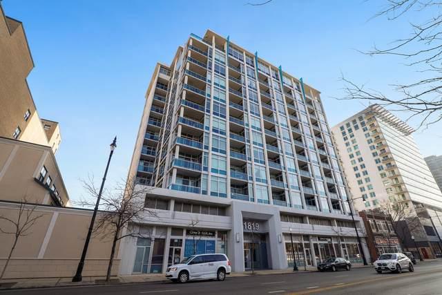 1819 S Michigan Avenue #507, Chicago, IL 60616 (MLS #11080738) :: Suburban Life Realty