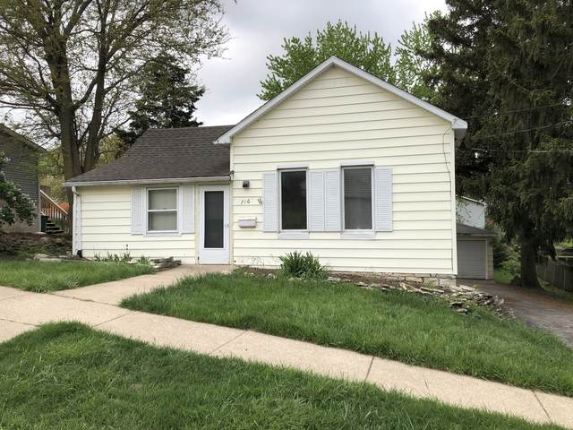 716 Chestnut Street, Lemont, IL 60439 (MLS #11080751) :: Helen Oliveri Real Estate