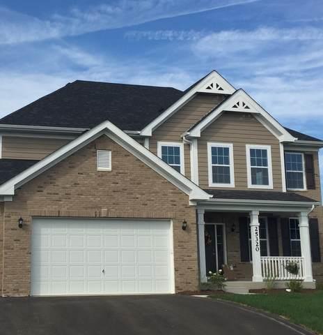 25415 W Rock Drive, Plainfield, IL 60586 (MLS #11080771) :: Helen Oliveri Real Estate