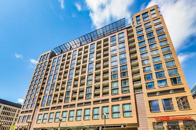 520 S State Street #907, Chicago, IL 60605 (MLS #11080782) :: Littlefield Group